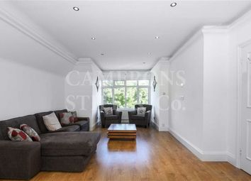 Thumbnail 2 bedroom flat to rent in The Avenue, Brondesbury, London