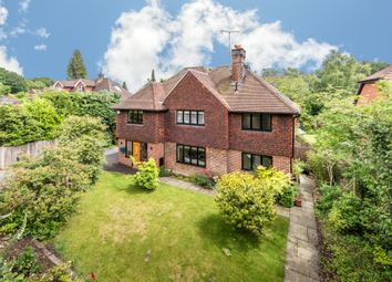 Thumbnail 3 bed detached house for sale in Pine View Close, Haslemere