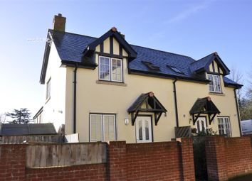 Thumbnail 2 bed end terrace house to rent in Broadclyst, Exeter