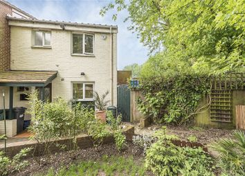 Thumbnail 3 bed end terrace house for sale in Staveley Gardens, London