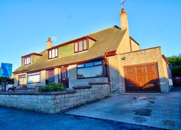 Thumbnail 3 bedroom semi-detached house for sale in West Road, Peterhead