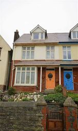 Thumbnail 5 bed terraced house for sale in 23, Sea View Place, Aberystwyth, Dyfed