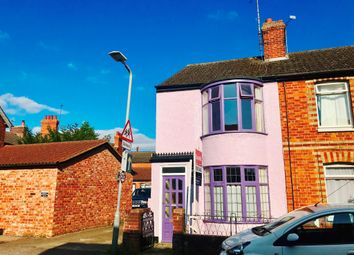 Thumbnail 3 bed end terrace house for sale in Spring Gardens, Newport Pagnell