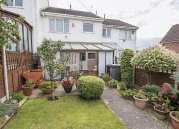 Thumbnail 3 bed terraced house for sale in Pendock Close, Bitton, Bristol