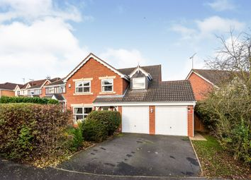 5 bed detached house for sale in Hayle Close, Stafford ST17
