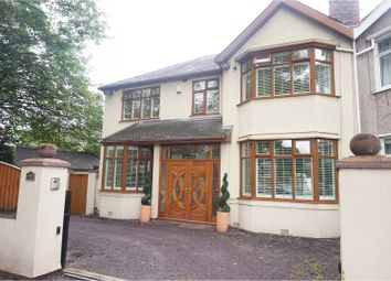 Thumbnail 4 bedroom semi-detached house for sale in Dunbabin Road, Liverpool