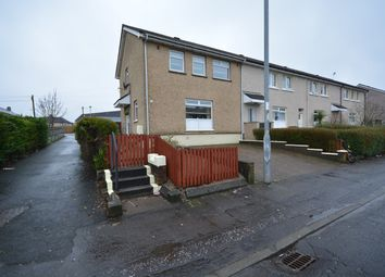 Thumbnail 3 bed end terrace house for sale in Treeswoodhead Road, Kilmarnock