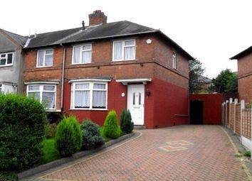 Thumbnail 3 bed terraced house for sale in Lockwood Road, Northfield, Birmingham