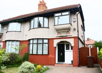 Thumbnail 3 bed property for sale in Liverpool Road, Crosby, Liverpool