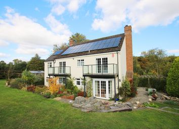 Thumbnail 4 bed detached house for sale in Well House Close, Whitsbury, Fordingbridge