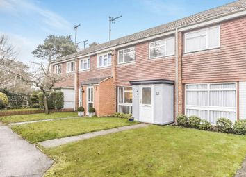 Thumbnail 3 bed terraced house for sale in Longmead, Woolmer Green, Knebworth