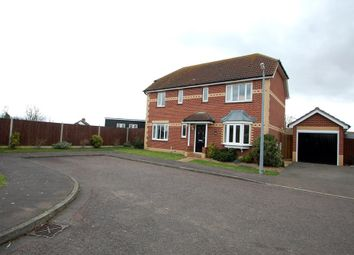 Thumbnail 4 bed detached house for sale in Bainbridge Drive, Tiptree, Colchester
