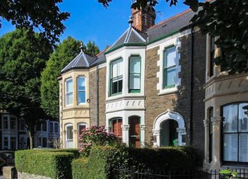 Thumbnail 1 bed flat to rent in Talbot Place, Cardiff