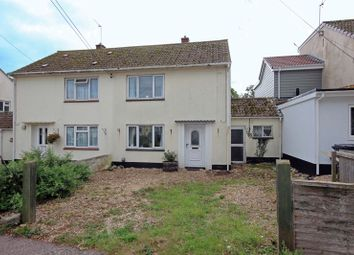 Thumbnail 2 bed semi-detached house for sale in Elizabeth Road, Seaton