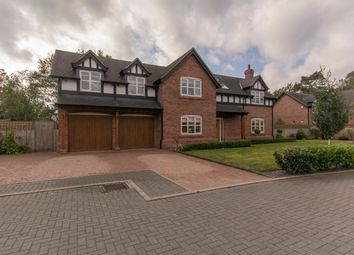 Thumbnail 5 bed detached house for sale in Mondrem Green, Little Budworth, Tarporley