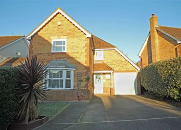 Thumbnail 4 bed detached house for sale in Snowdrop Copse, Thatcham