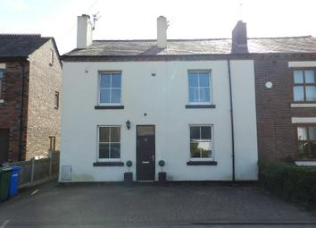 Thumbnail 3 bed semi-detached house for sale in Common Lane, Culcheth, Warrington