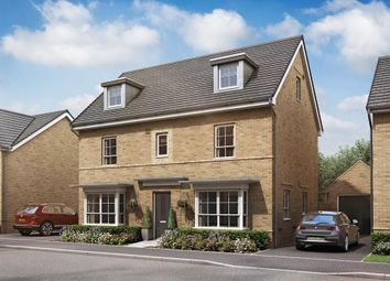 """Thumbnail 5 bed detached house for sale in """"Malvern"""" at Gumcester Way, Godmanchester, Huntingdon"""