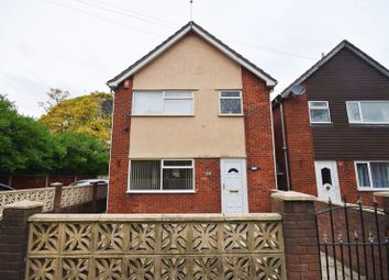 Thumbnail 3 bed detached house for sale in Werrington Road, Bucknall, Stoke-On-Trent