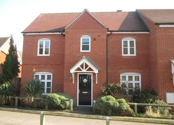 Thumbnail 3 bed semi-detached house for sale in Arrowsmith Walk, Colchester