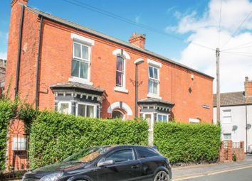 Thumbnail 3 bed end terrace house for sale in Carlisle Street, Goole