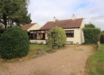 Thumbnail 2 bed detached bungalow for sale in Butlers Lane, Wrabness, Manningtree