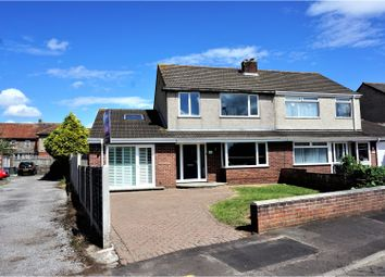 Thumbnail 3 bed semi-detached house for sale in Westland Ave, Oldland Common