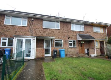 Thumbnail 2 bed terraced house for sale in Hewitt Road, Hamworthy, Poole