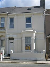Thumbnail 3 bed town house to rent in Kensington Road, Mutley, Plymouth