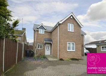 Thumbnail 3 bed detached house for sale in Church Street, Ringstead, Northamptonshire
