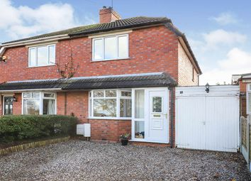 Thumbnail 2 bed semi-detached house for sale in Joeys Lane, Codsall, Wolverhampton, Staffordshire