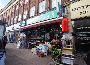 Thumbnail Retail premises for sale in Left Side, Station Parade, London