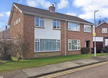 Thumbnail 3 bed semi-detached house for sale in Beaconsfield Road, Canterbury, Kent