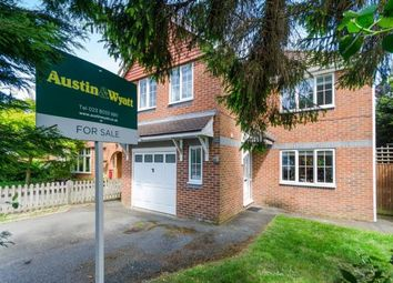 Thumbnail 4 bedroom detached house for sale in Tower Gardens, Southampton