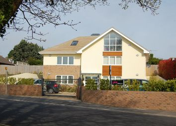 Thumbnail 2 bed flat to rent in Danecourt Road, Parkstone, Poole