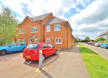Thumbnail 2 bed town house for sale in Marsden Avenue, Queniborough, Leicestershire
