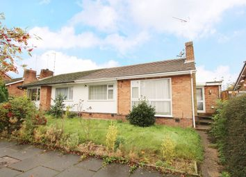 Thumbnail 2 bed bungalow for sale in Medway Close, Chilwell, Nottingham