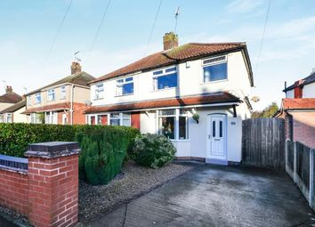 Thumbnail 3 bed semi-detached house for sale in Woodland Drive, Mansfield, Nottingham, Notts