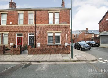 Thumbnail 4 bed end terrace house for sale in Wansbeck Road, Jarrow