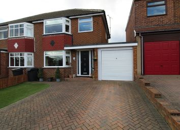 Thumbnail 3 bed semi-detached house for sale in June Road, Woodhouse, Sheffield