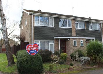 Thumbnail 3 bed end terrace house for sale in Orwell Close, Farnborough