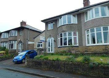 Thumbnail 4 bed semi-detached house for sale in Queensgate, Nelson, Lancashire