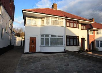 Thumbnail 3 bed semi-detached house to rent in Mountbel Road, Stanmore