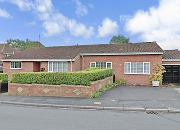 Thumbnail 4 bed detached bungalow for sale in Shorts Road, Fair Oak, Eastleigh