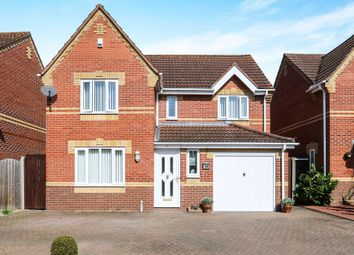 Thumbnail 4 bed detached house for sale in Lakeland Way, Hethersett, Norwich