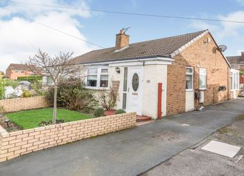 Thumbnail 2 bed bungalow for sale in Coxley View, Netherton, Wakefield