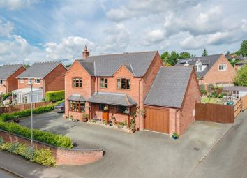 Thumbnail 4 bed property for sale in Arddleen, Llanymynech