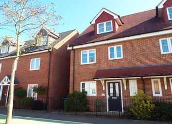 Thumbnail 3 bed semi-detached house to rent in Rowan Way, Angmering, Littlehampton