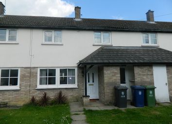 Thumbnail 2 bed terraced house to rent in Magdalene Close, Longstanton