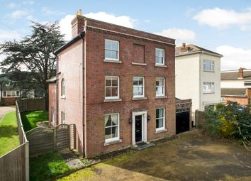 Thumbnail 4 bedroom detached house for sale in Priory Road, Gosport